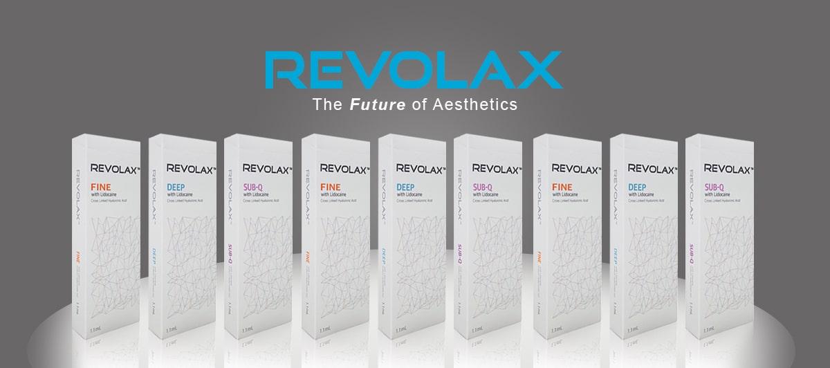Revolax Product Range