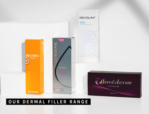 Our Dermal Filler Range