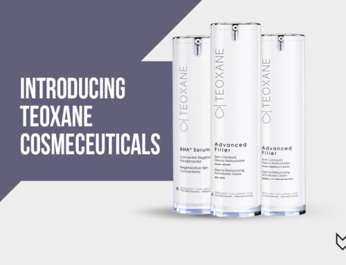 Introducing Teoxane Cosmeceuticals!