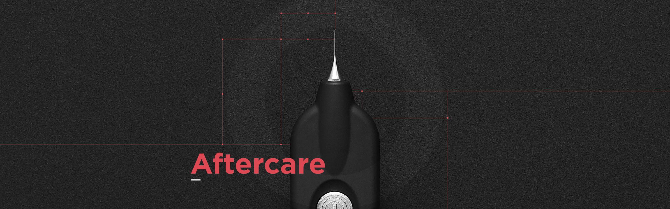 OVEO Plasma Pen Aftercare