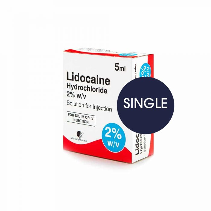 Lidocaine Single
