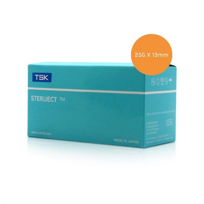 TSK Cannula 25G x 13mm