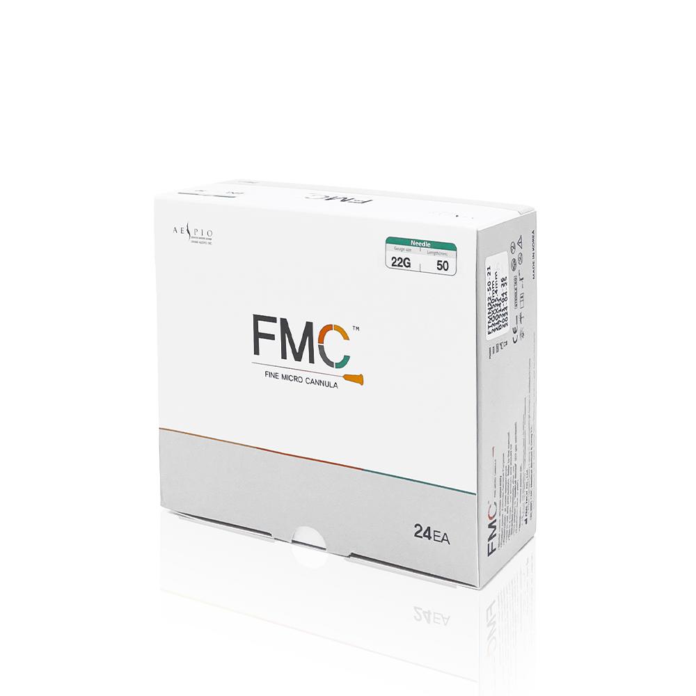 FMC CANNULA 22G 50