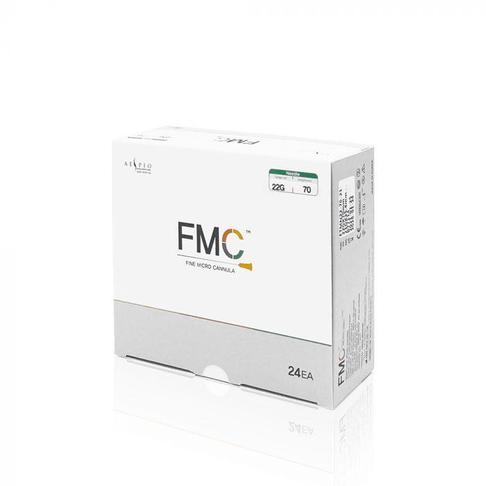 FMC CANNULA 22G 70