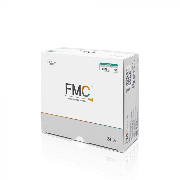 FMC CANNULA 25G 50