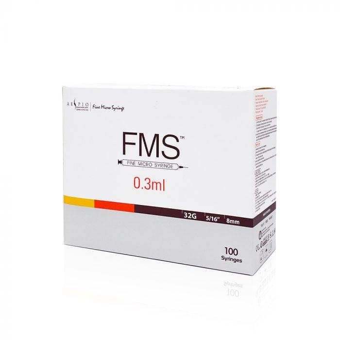 FMS MICRO SYRINGE 0.3ML