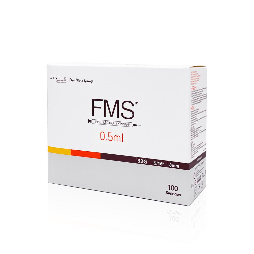 FMS MICRO SYRINGE 0.5ML