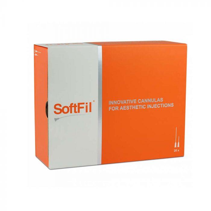 Softfil 22G x 90mm Cannuals
